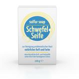 Schwefel  Seife mit 10% Schwefel  - 2 x 2 Pack (4 Stück à 100 gr)