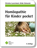 Lauterbach, Schröder; Homöopathie für Kinder Pocket