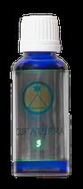 CURATERRA® 3 ESSENCE - RELAX. Wirkt entspannend, nährt emotional, kann Schlafprobleme und Verspannungen mildern