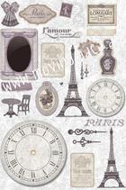 "Reispapier ""Paris"""