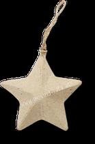 Stern-Anhänger 5 Zacken
