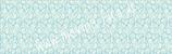 "Reispapier ""Blaue Blumen-Ornamente"""