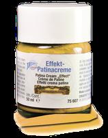 Effekt-Patinacreme farbig