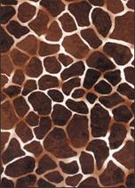 Décopatch Papier 209 Giraffenmuster