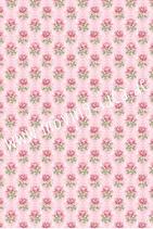 "Reispapier ""Rosa Blüten"""