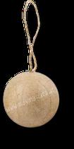 Pappmaché  Kugel 5cm