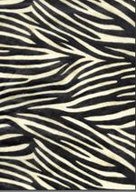 Décopatch Papier 429 Zebramuster