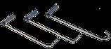 Kit outils poignées ajustables 3 pièces - PFRK502