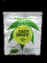 Taff Inaff Swiss Cannabis Drop Mundpflege Pastillen 14 Stück