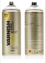 Montana Varnish - 400 ml Sprühdose