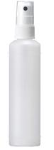 Sprühflasche halb-transparent 100 ml