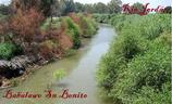 Agua viva del Río Jordán (velada , bendecida y consagrada)