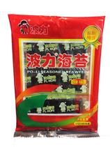 波力海苔(辣味)4.5G