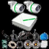 Kit complet vidéosurveillance EZVIZ