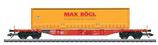 """Märklin 47094 Flachwagen Sgns mit einem 40"""" Container Max Bögl"""