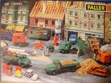 Faller 130984 Exklusivmodell Baustelle