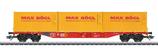 Märklin 47132 Max Bögl Containerwagen
