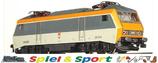Märklin 3334 H0 E-Lok Serie BB 26000, SNCF;