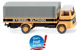 Wiking 43755 MB L1317 Pritsche Stiebel Eltron