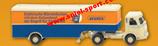 Wiking 051357 Kofferlastzug MB Pullmann, Breuer