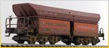 Roco 77880  H0 Peine+Salzgitter mit Ladung Erz und umfangreicher Alterung