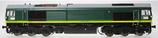 Heljan 66302, Diesellok Class 66, Ascendos Rail Leasing ,AC