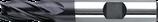 25 - 32mm HSS-E Schachtfrees Meersnijder