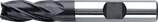 2 - 10mm HSS-E Schachtfrees Meersnijder TiAIN