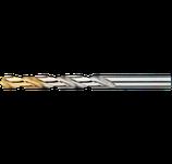 1.0 - 2.5mm HSS Spiraalboor TiN-tip
