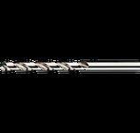 1.0 - 2.5mm HSS Spiraalboren RVS