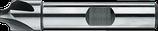 6 - 11mm R: HSS-E Radiusfrees Kwartholfrees