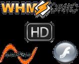 Stream De Audio Básico HD