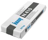 Knauf N 410 - Gipsgebundene Bodenspachtelmasse von 0 bis 10 mm, 25 kg