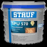 STAUF SPU 570 - Harter 1-Komponenten SPU-Parkettklebstoff nach ISO 17178