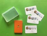 Zehnerüberschreitung Kartenspiel