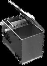 SBA TR-Bio Trommelfilter-Biofilter Kombination