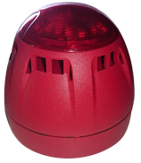 SENECT alarm lamp with horn  VIS-LED AK
