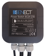 SENECT Power Switch