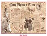 Decoupage Reispapier / #DFS 301