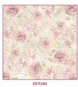 Decoupage Papier ca. 50x50 / #DFT 284