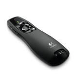PUNTERO LOGITECH WIRELESS PRESENTER R400 BLACK