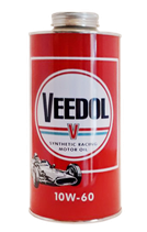 Veedol  MOTOR OIL SYNTHETIC RACING 10W-60