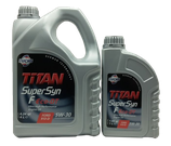 FUCHS TITAN SUPERSYN F ECO-DT 5W-30, FORD