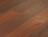 Thermo Esche Massivholzdielen, farblos geölt, 16x85/105/125/145 mm