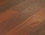Thermo Esche Massivholzdielen, farblos geölt, 20x185 mm
