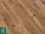 Eiche Massivholzdielen, FSC 100 %, Markant, natur geölt, 20x187 mm, 2.06 m2 pro Packung