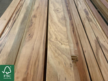 Tigerwood, FSC 100 %, Terrassendielen, 21x90x3050 mm, KD, glatt/glatt