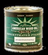 Farbpigmente für Tung Nuss Öl, Boston Grau, 0.2365 Liter