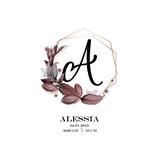 """Geburtsanzeige """"Alessia"""""""