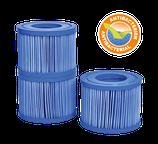 Cartouche de filtration Bacti-Stop® (lot de 3)